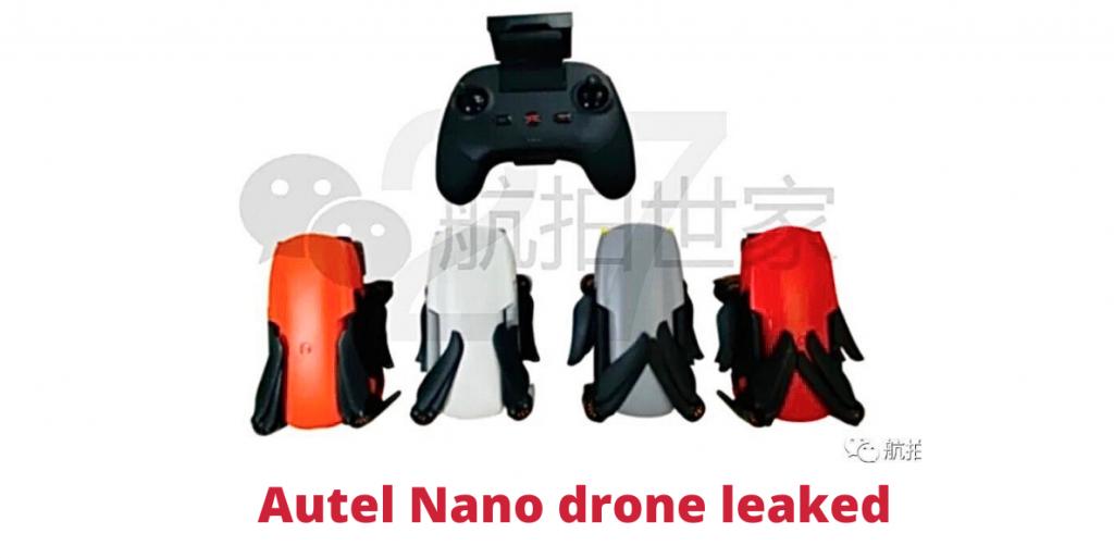 Autel Nano il mini drone di Autel Robotics